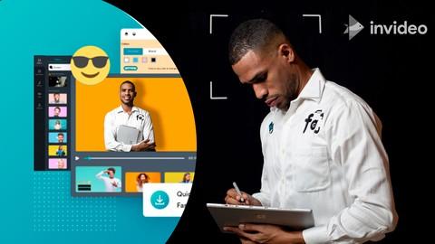 Udemy: Video marketing con INVIDEO :Edita y crea VÍDEOS PRO! [ESPAÑOL]