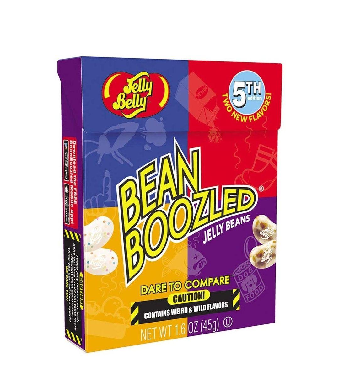 Amazon: BeanBoozled Jelly belly