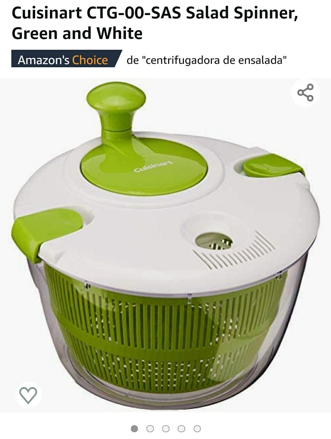 Amazon: Salad Spinner - Cuisinart