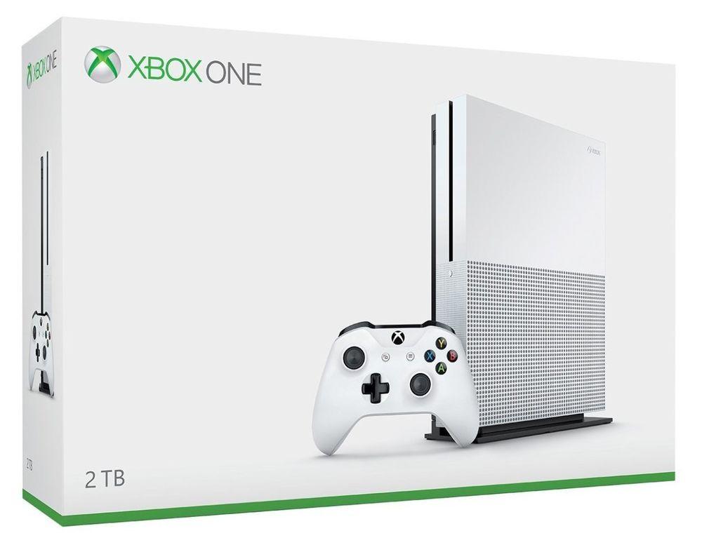 ebay: Xbox One S 2TB + control extra y 1 año Xbox Live Gold USD$500 entregada en MX