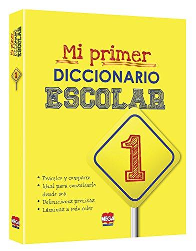 Amazon: Larousse Mi primer Diccionario Escolar Mega Ediciones