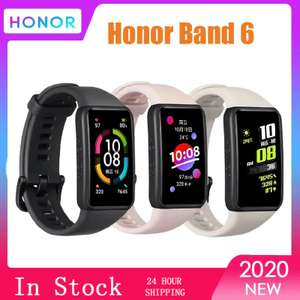 AliExpress: Honor Band 6