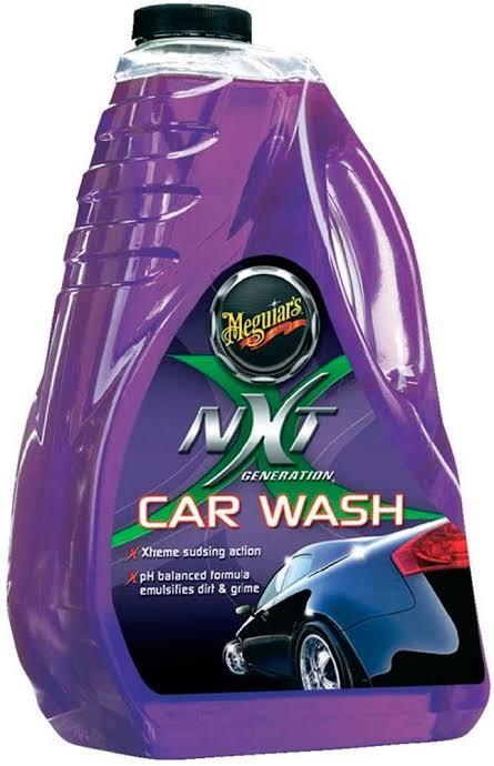 Walmart: Shampoo Sintético Meguiars 1890 ml