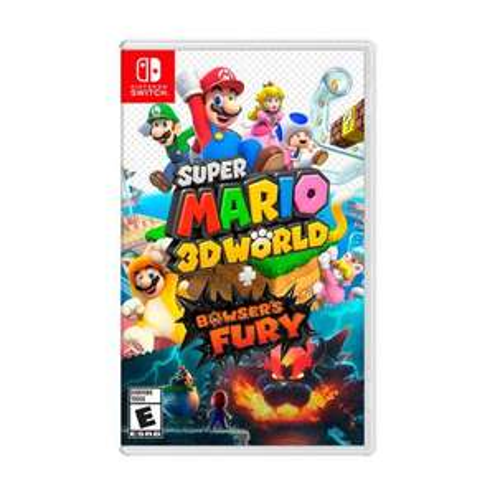 Sam's Club: Super Mario 3D World + Bowser's Fury - Nintendo Switch