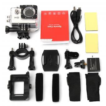 Linio: SJ4000 720P Mini DV Video Waterproof Sports Action Camera Camcorder
