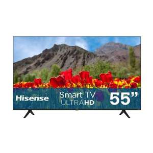 Sam's Club: Pantalla Hisense 55 Pulgadas UHD 4K Roku TV , Sam´s Club