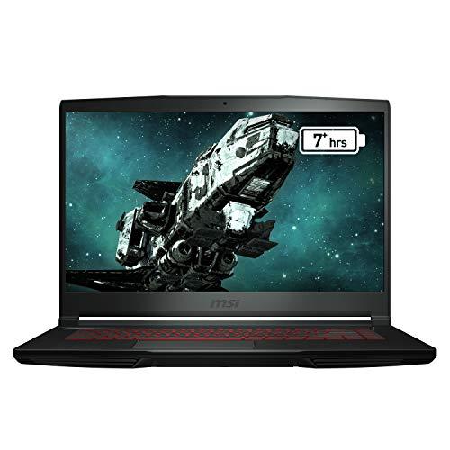 "Amazon: MSI GF63 Thin 9SCX-005 15. 6"" FHD Gaming Laptop Intel Core i5-9300H GTX1650 8GB 256GB NVMe SSD Win10"