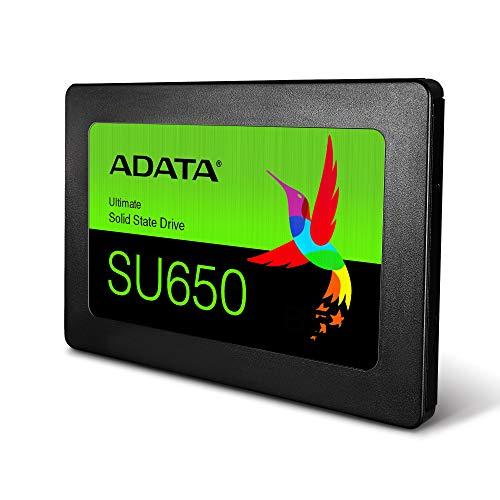 Amazon: Disco Duro SSD Adata 120 gigas 2.5 Sata III