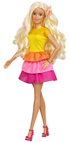 Amazon: Barbie Fashion Muñeca Peinados De Ensueño Apto Para +3 Años