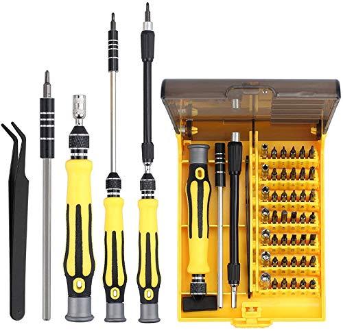 Amazon: Juego de desarmadores de precisión magnéticos 46 en 1