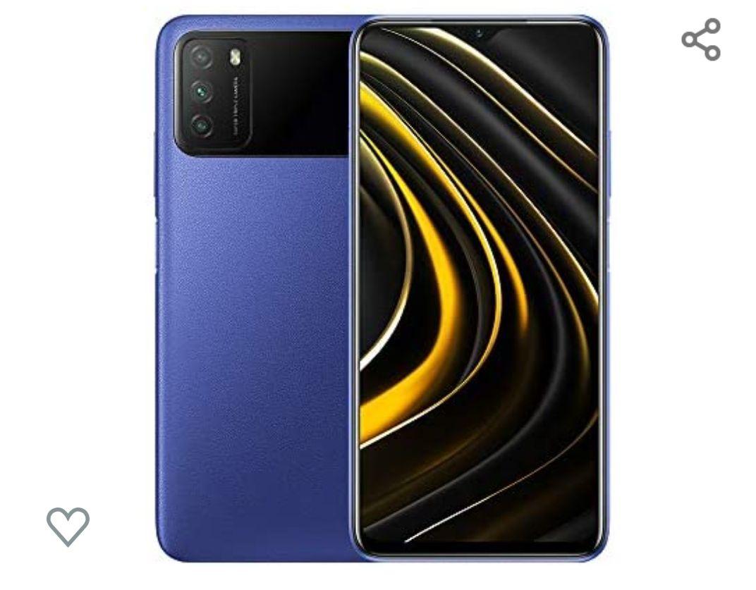 Amazon: Xiaomi Pocophone M3 4GB 64GB Azul
