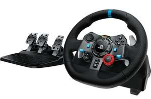 CyberPuerta: Logitech Kit Volante Driving Force G29, Alámbrico, USB 2.0, para PlayStation 3/4