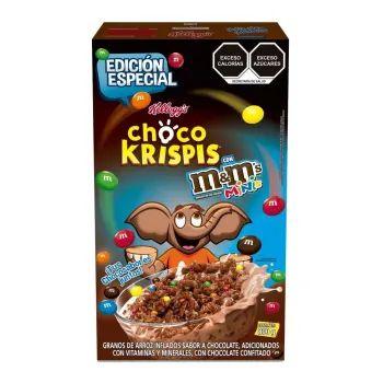Sam's Club: Cereal Chocokrispis Kellog's con M&M's 800 g