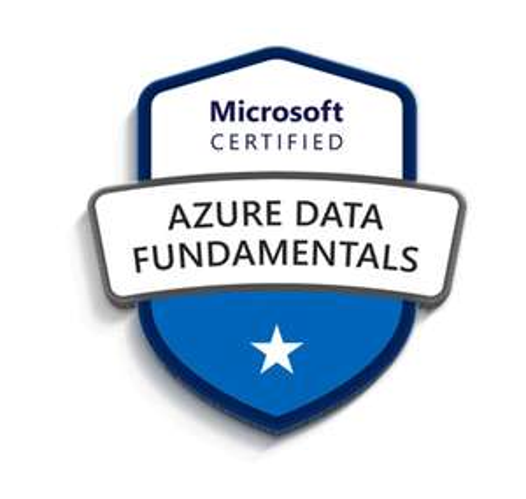 Examen DP-900: Microsoft Azure Data Fundamentals