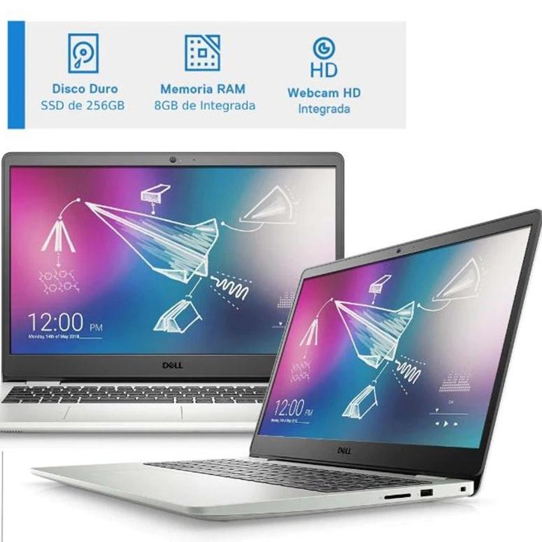 "Cyberpuerta: Dell Inspiron 15.6"" Ryzen 5 3450U 8GB/256GB SSD"