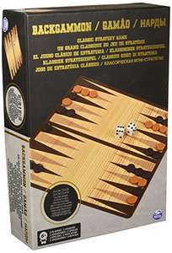 Amazon: Cardinal Backgammon Clásico a precio más bajo