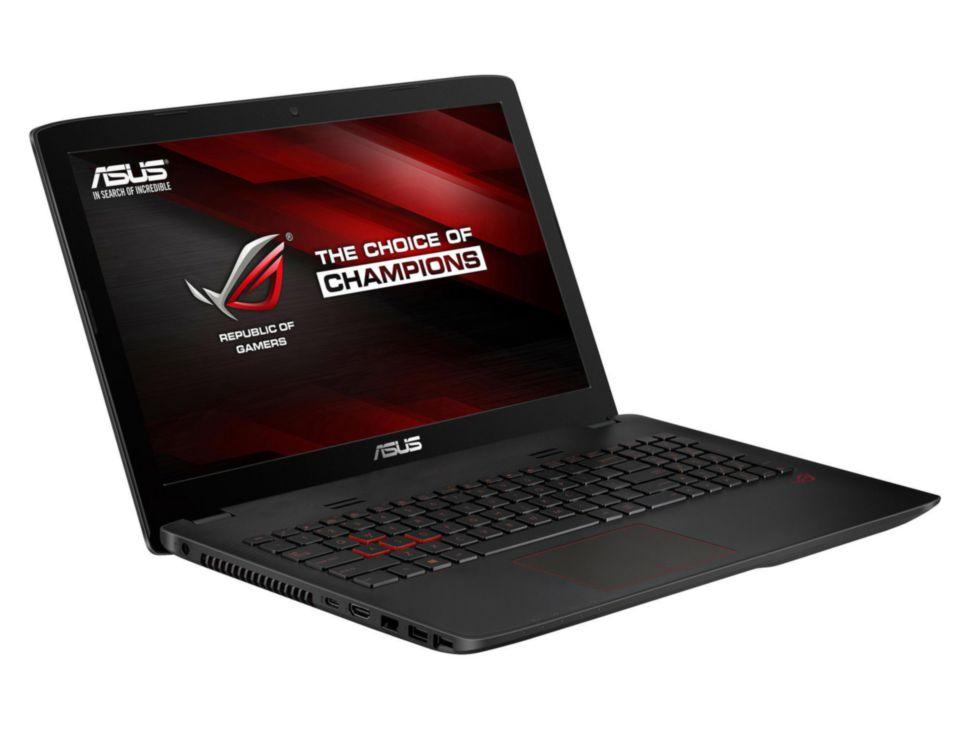 Liverpool: Asus Laptop Rog GL552VX-CN246T Negro a $18,719