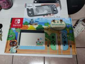 RadioShack Chiapas: Nintendo Switch edición animal crossing