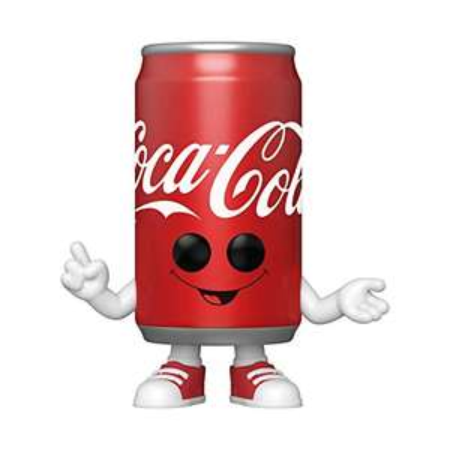 Amazon: Funko Pop! Coke - Coca-Cola Can