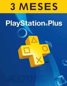 CDkeys, Playstation plus 3 meses (PS+) PS4/ PS5