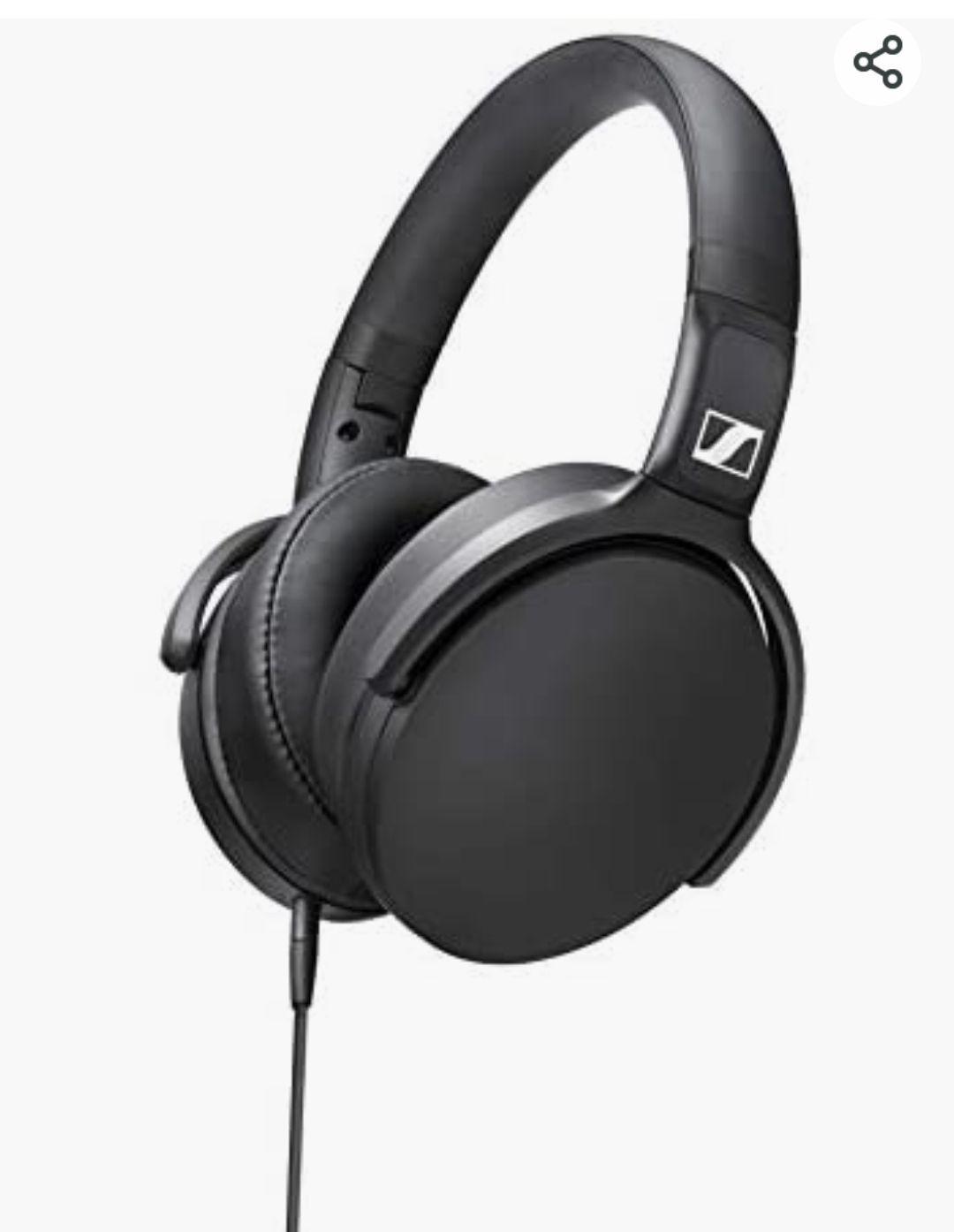 Amazon Audífonos Sennheiser HD 400S