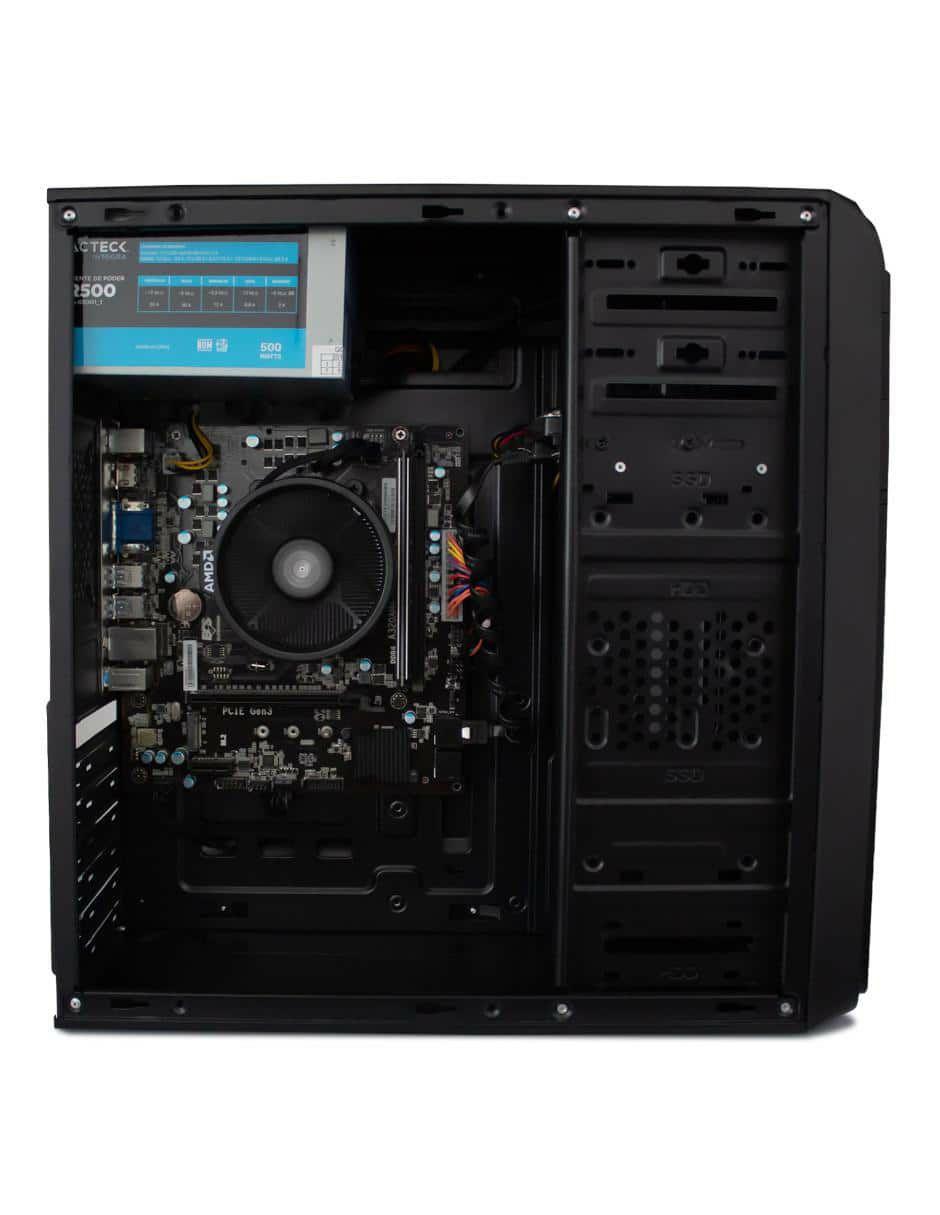 Liverpool: Xtreme PC Gamer AMD Radeon Vega 8 Ryzen 3 3200G 8GB 1TB (BANORTE DIGITAL)