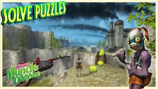 Google Play: Oddworld Munch's Oddysee