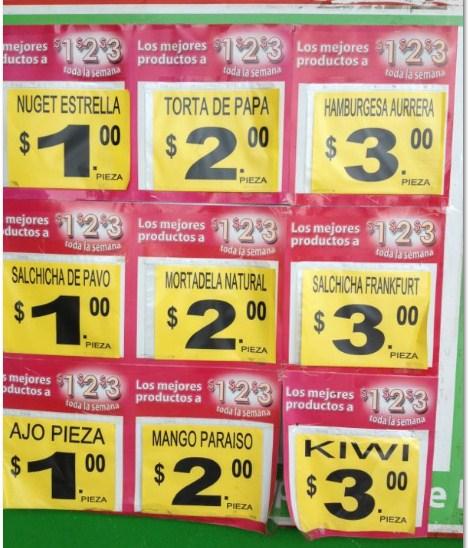 Tianguis de Mamá Lucha Bodega Aurrerá 13/07: plátano $4.90 y más