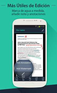 Google Play: CamScanner License !60% Descuento! de $4.99 a $1.99 USD
