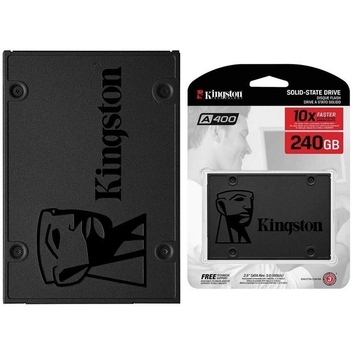 Amazon: Kingston SSD A400 240GB