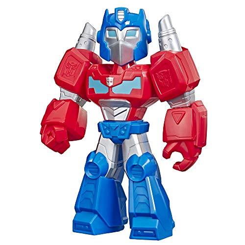 Amazon: Playskool Heroes Transformers Robot Mega Optimus Prime Action Figure