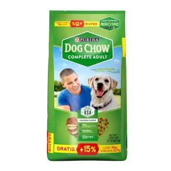 Sam's Club Dog Chow 26kg a precio de 22.7