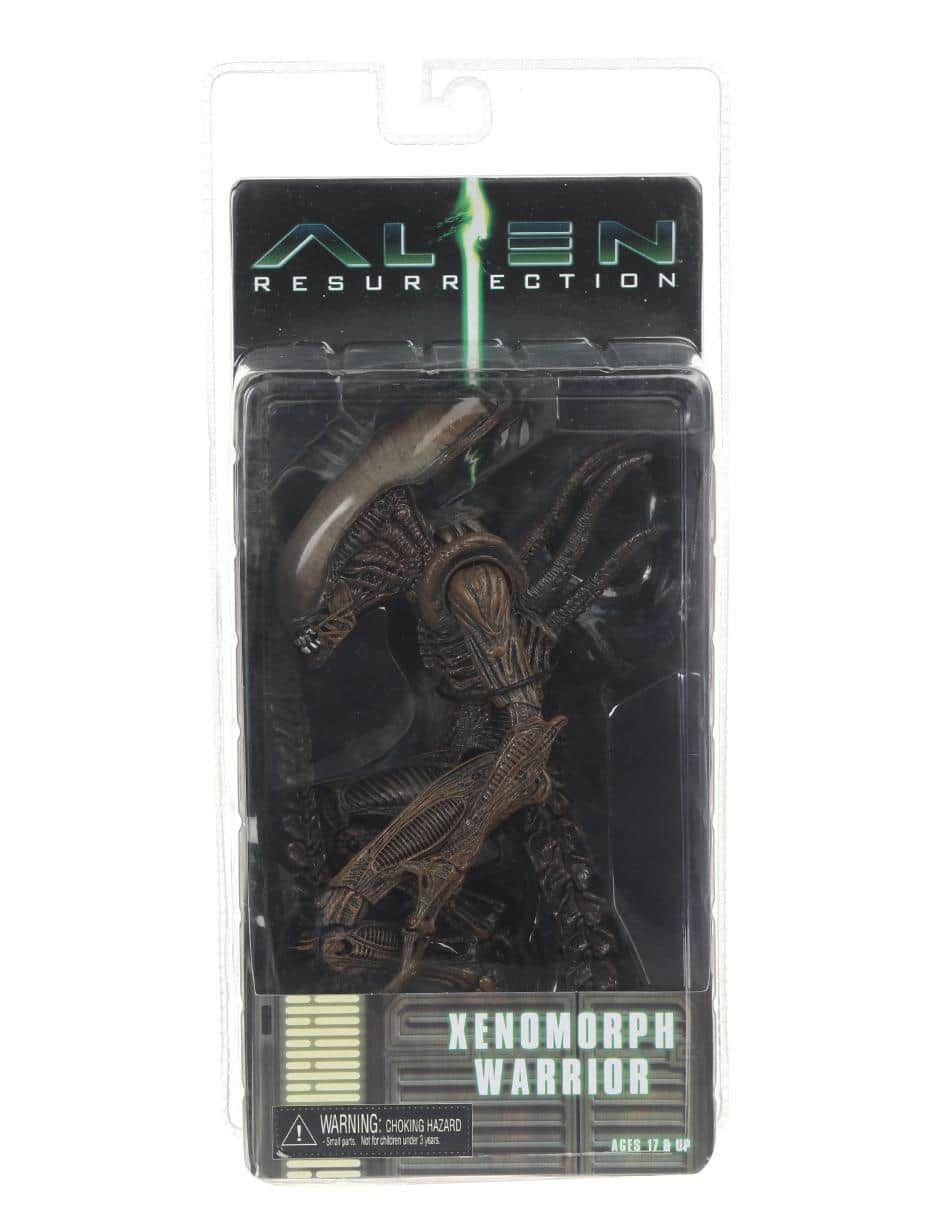 Liverpool: Figura Neca Xenomorph Warrior de Alien Resurrection