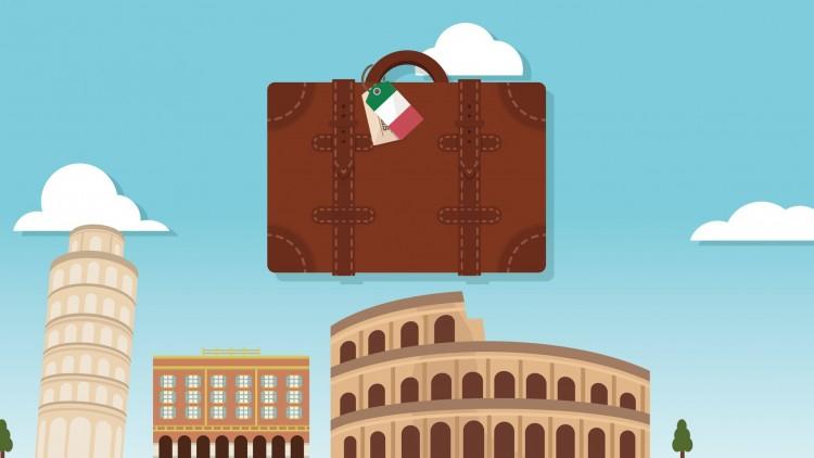 Udemy: Aprenda Italiano para Principiantes y Viajeros