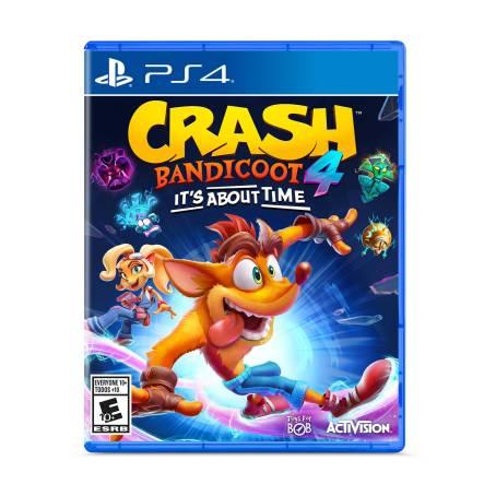 Sam's Club: CRASH BANDICOOT 4 PS4
