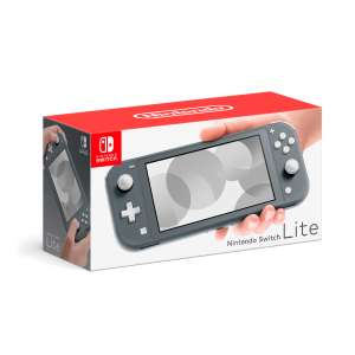 Radioshack Consola Nintendo switch Lite Gris