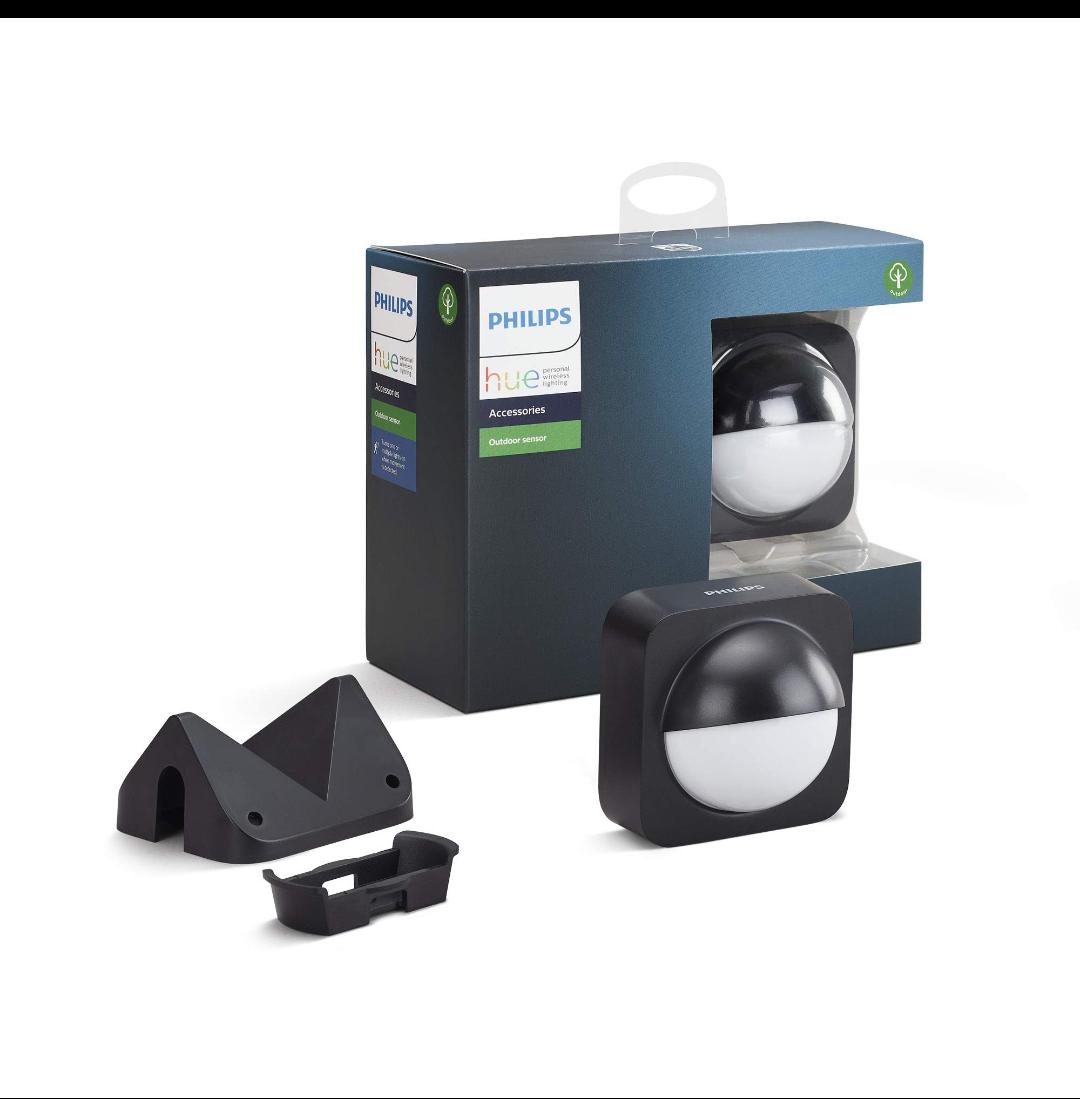 Amazon: Philips Hue Sensor de movimiento al aire libre para hogar inteligente