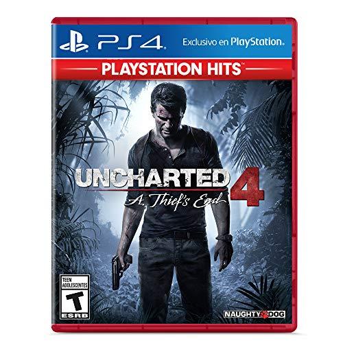 Amazon Uncharted 4 ps4