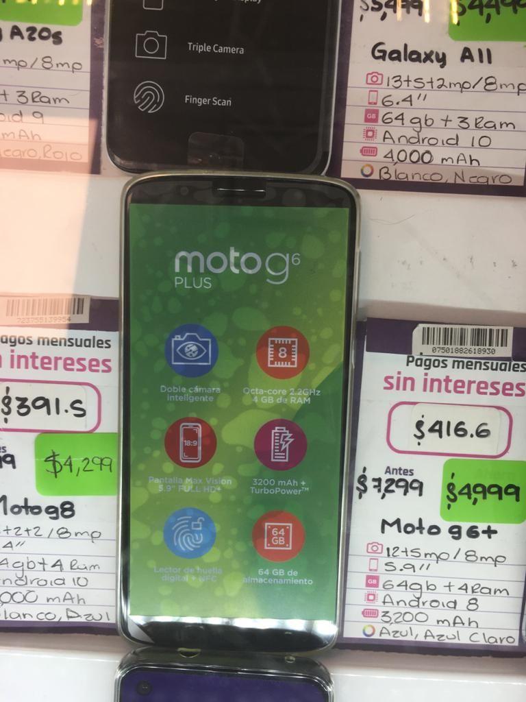 Suburbia, Motorola g6 plus