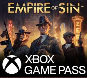 Empire of Sin Llega a Game Pass 18/03