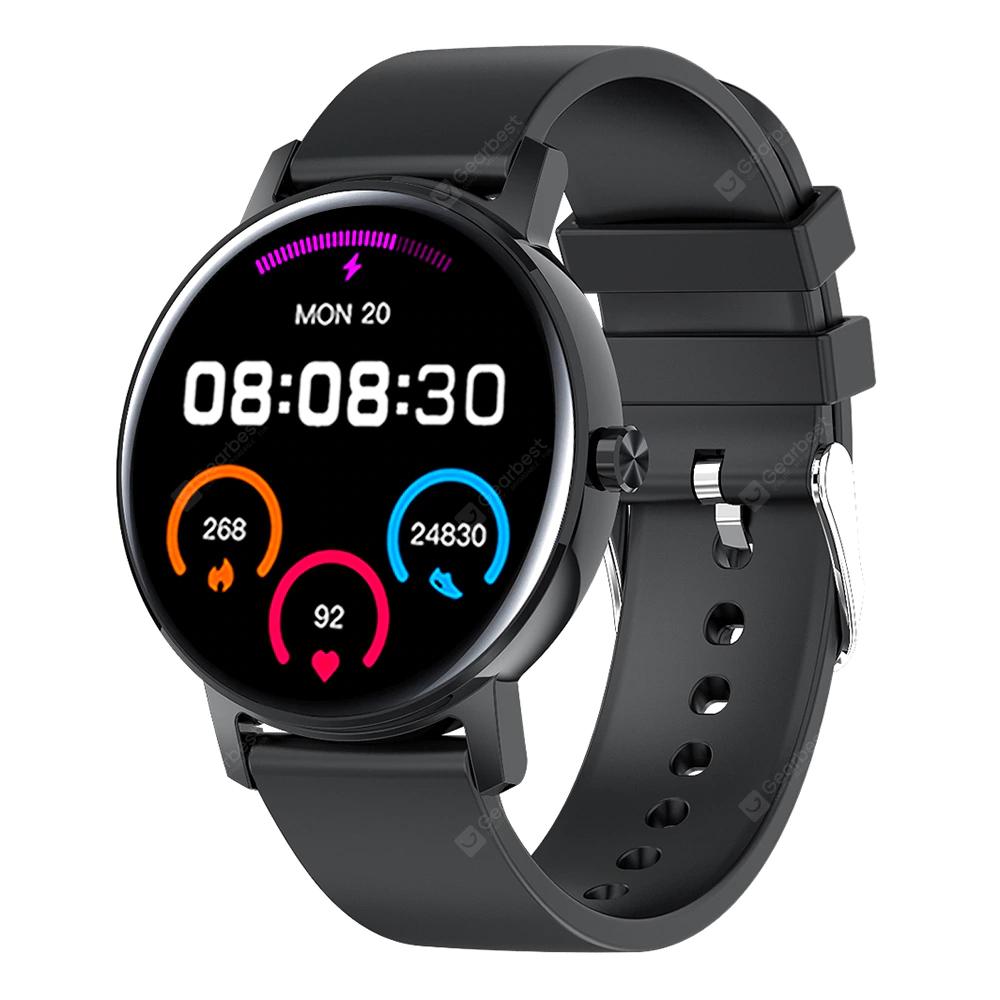 Gearbest: CORN WB05 Reloj Inteligente con Bluetooth Llamada 90 Días en Espera AMOLED Pantalla Táctil Completa de 1,2 pulgadas Impermeable