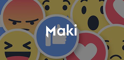 Google Play Store: ¡GRATIS! Maki: Facebook y Messenger en una sola aplicación.