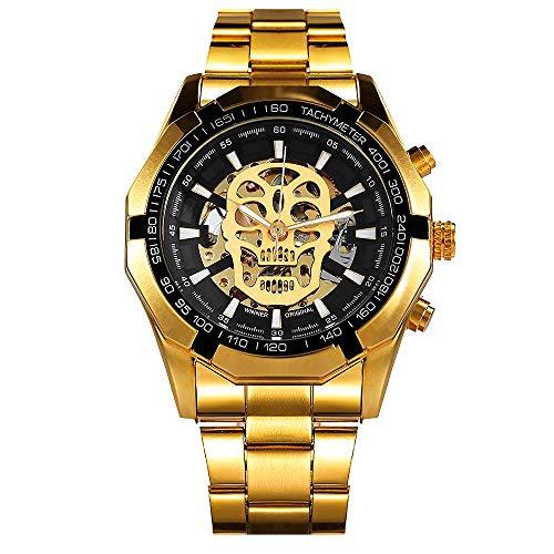 Amazon: BLACK MAMUT Reloj Hombre