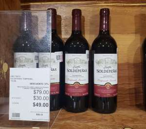 City Club: Vino Castillo Soldepeñas