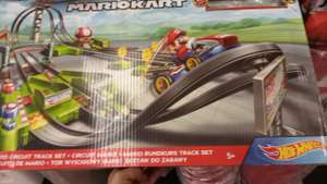 Walmart Mario kart Hot Wheels