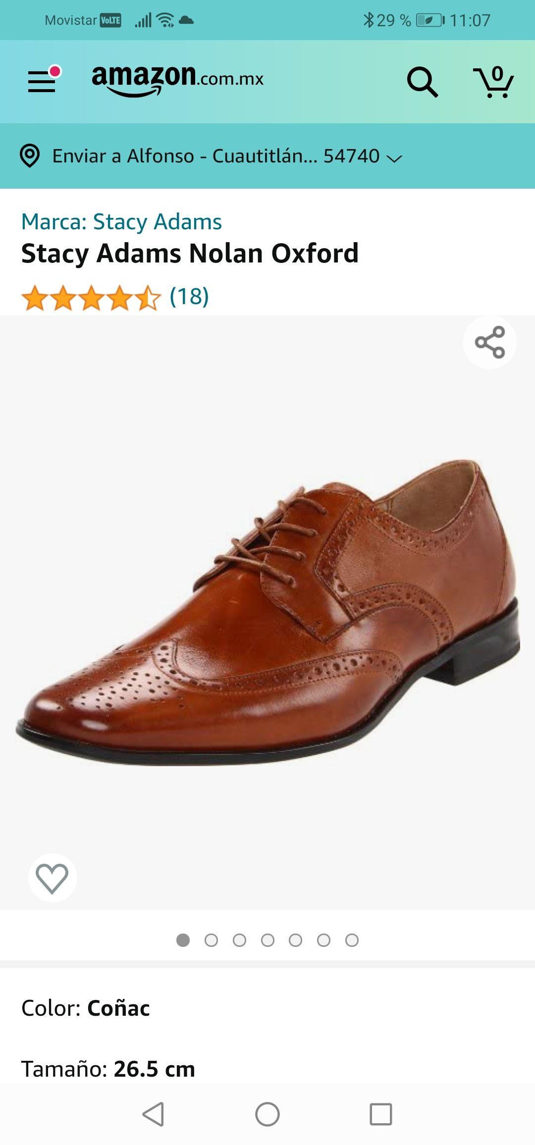 Amazon : Zapatos para Princesas excelente calidad stacy adams