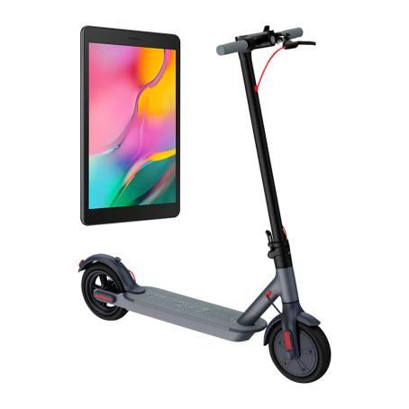 Sam's Club: Tablet Samsung Galaxy Tab A 8 Pulgadas 32 GB + Scooter Journey Hover-1 debito