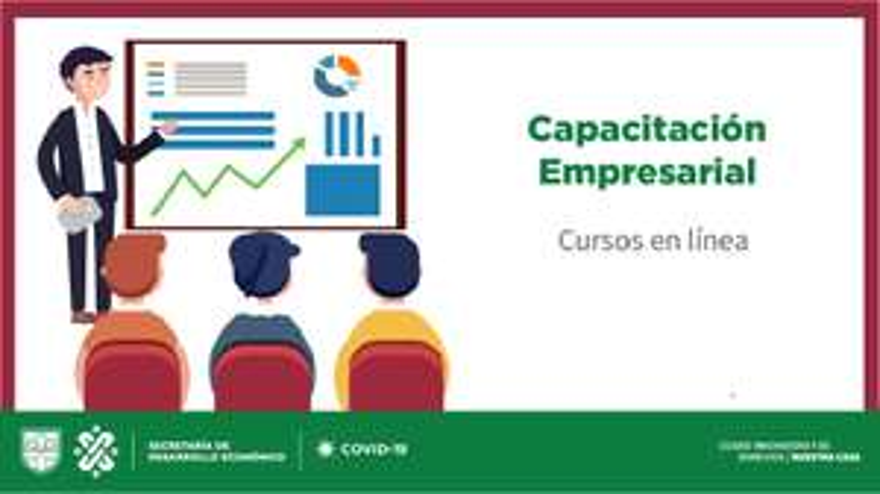 SEDECO: Capacitación Empresarial Marzo 2021