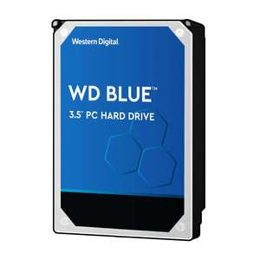 Cyberpuerta: Disco Duro Western Digital Blue 6TB, SATA III, 6 Gbit/s, 5400RPM