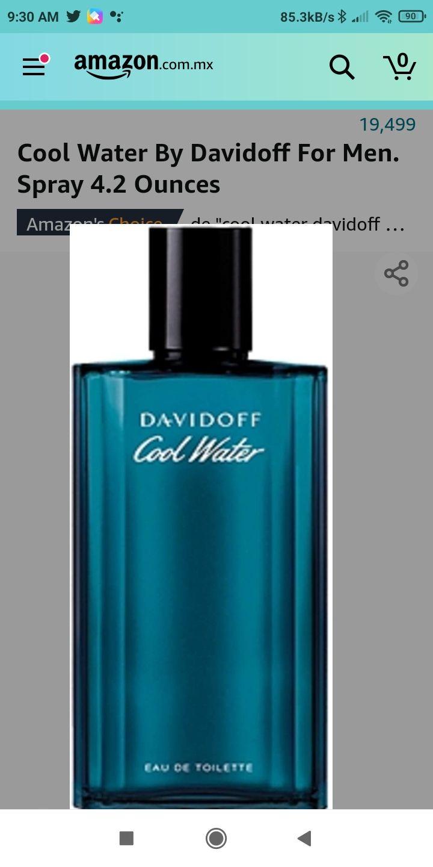 Amazon: davidoff cool water